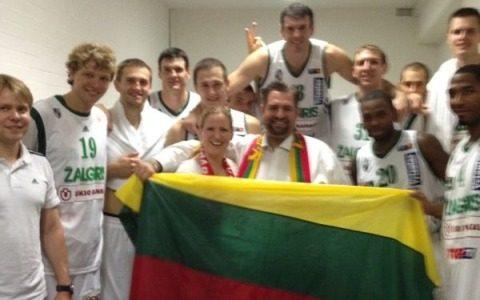 Basketball-Höhepunkt in München mit Žalgiris
