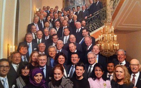Wirtschaftsministerium & Konsularkorps 2014