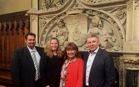 Empfang des Münchner Oberbürgermeisters für das Konsularkorps