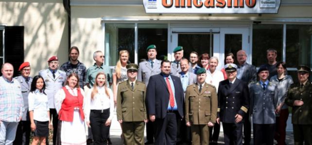 Gründung der Litauischen Schützenunion e.V. in München