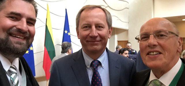 Kongress aller litauischen Honorarkonsuln