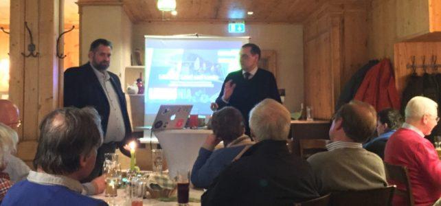 Litauen-Vortrag bei den Lions Starnberg